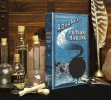 Advanced Potion Making Book by Spoon333