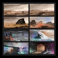 Landscapes by Wolfgan