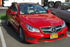 2014 MERCEDES-BENZ E350 4MATIC Coupe (I) by HardRocker78