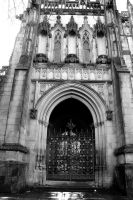 Manchester Cathedral by zenron