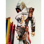 altair from assassins creed by AceArtz1001