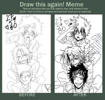 Meme Before and After Reven-G by redoluna