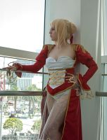 cosplay preview: nero by lulukohime