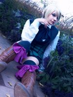 Alois Trancy - Young Devil by Hinata-chaan