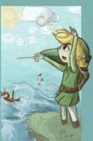 -Wind Waker- by Tulidragon