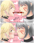 Atoli Pocky game by kazumitakashi