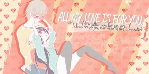 Firma / Signarure ~ All My Love Is For You by ShoshiiAlex