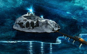 Ultima Thule by lVlorf3us