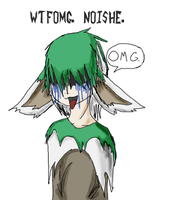 omg it's Noishe by talesofsymphonia