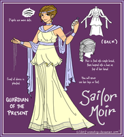 Sailor Moir by thelettergii
