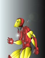 the invincible iron man 2 by fidodido69