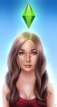 Plumbob by LillyTalent