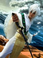 Swordplay - Sharrkan cosplay /Magi/ by Hikuja