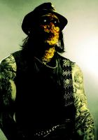 Synyster Gates Creepy-Mummy by pinktaco713
