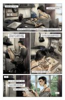 Anne's Story - no. 1 p. 1 by IanStruckhoff