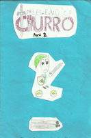 The Legend Of Churro by Worldboy1