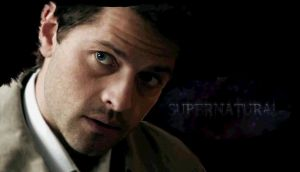 Castiel by GregoryHouse89