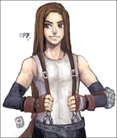 ff7 Tim by emlan
