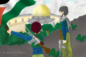 palestine by bacemkratos