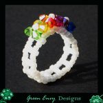 Rainbow ring by green-envy-designs