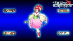 Fivestar: Tales of the Tempest - Rubia