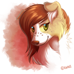 Fawn + speedpaint by n-oodle