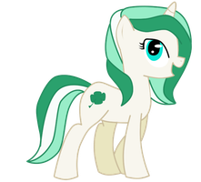 [CLOSED]Pony Adopt: Clover by NachttOwl