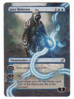 Jace Beleren Alter mtg by theartiste83