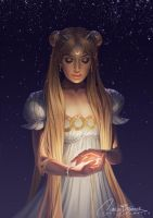 Sailor Moon by Charlie-Bowater
