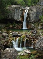 Never stop falling by photogrifos