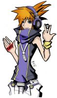 TWEWY - TIME LIMIT 7 DAYS by sakuravaanlonhart