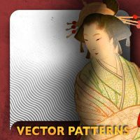 96 Vector Patterns  p03 by paradox-cafe