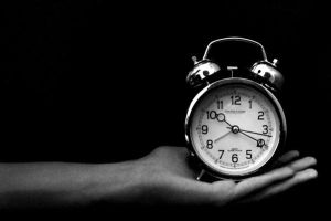 Clock in Hand by EgoDerelinquo