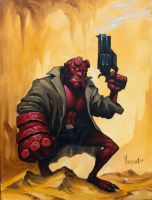 HellBoy WEB by Hassan-Patterson
