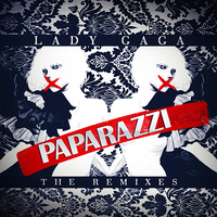 Lady GaGa - Paparazzi (The Remixes) CD COVER by GaGanthony