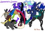 Crazies by IceOfWaterFlock - Colour-in by Sky-Wrench