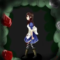 Alice Madness Return by FuckingsUgglysCakes
