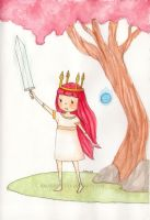 Child of Light by lagoliver