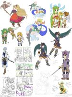 Kid Icarus: Uprising requests by Lady-of-Link