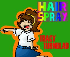 HAIRSPRAY TRACY by artemisrox