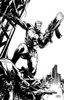 Cable by johnnymorbius