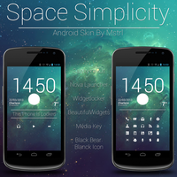 SpaceSimplicity by Mstrl