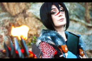 Dragon Age II - Burn by The-Kirana