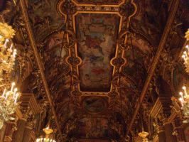 A Majestic Ceiling by DarthxErik