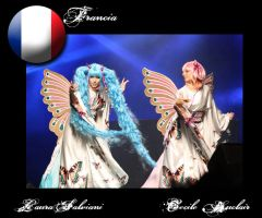 Equipo Francia wcs 2010 by alsquall