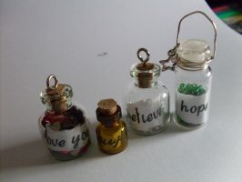 Message in a bottle by MadDani