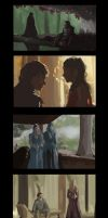 Game of thrones screencap studies by Tiearius