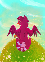 dandelion air by mellowhead