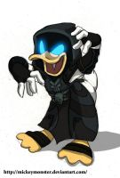 Comission: WoW Donald Duck by Mickeymonster