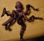 flat back octo by metal-otaku